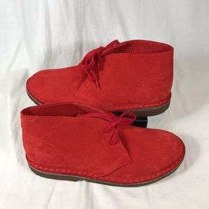 Crewcuts Macalister Suede Leather Chukka Boots 4